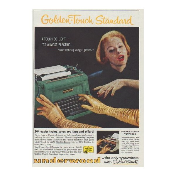 1958-underwood-typewriter-ad-golden-touch-standard